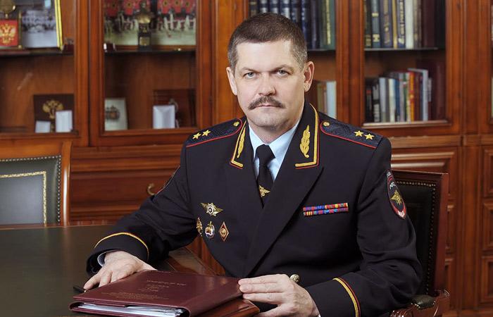 Глава столичной полиции Анатолий Якунин