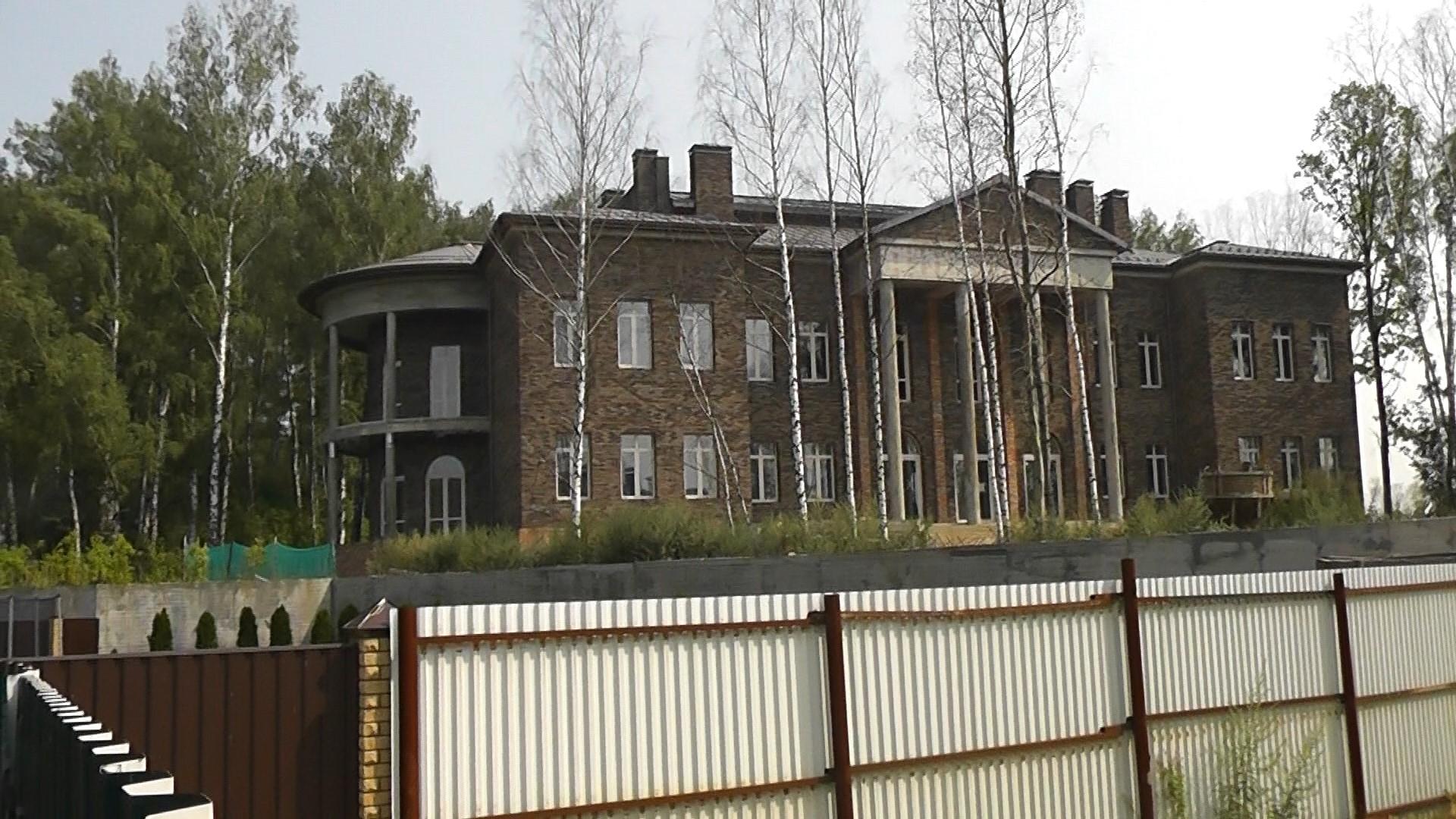 Особняк заместителя руководителя ФНС Дениса Наумчева
