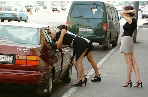 Уличные проститутки крупные точки, порно