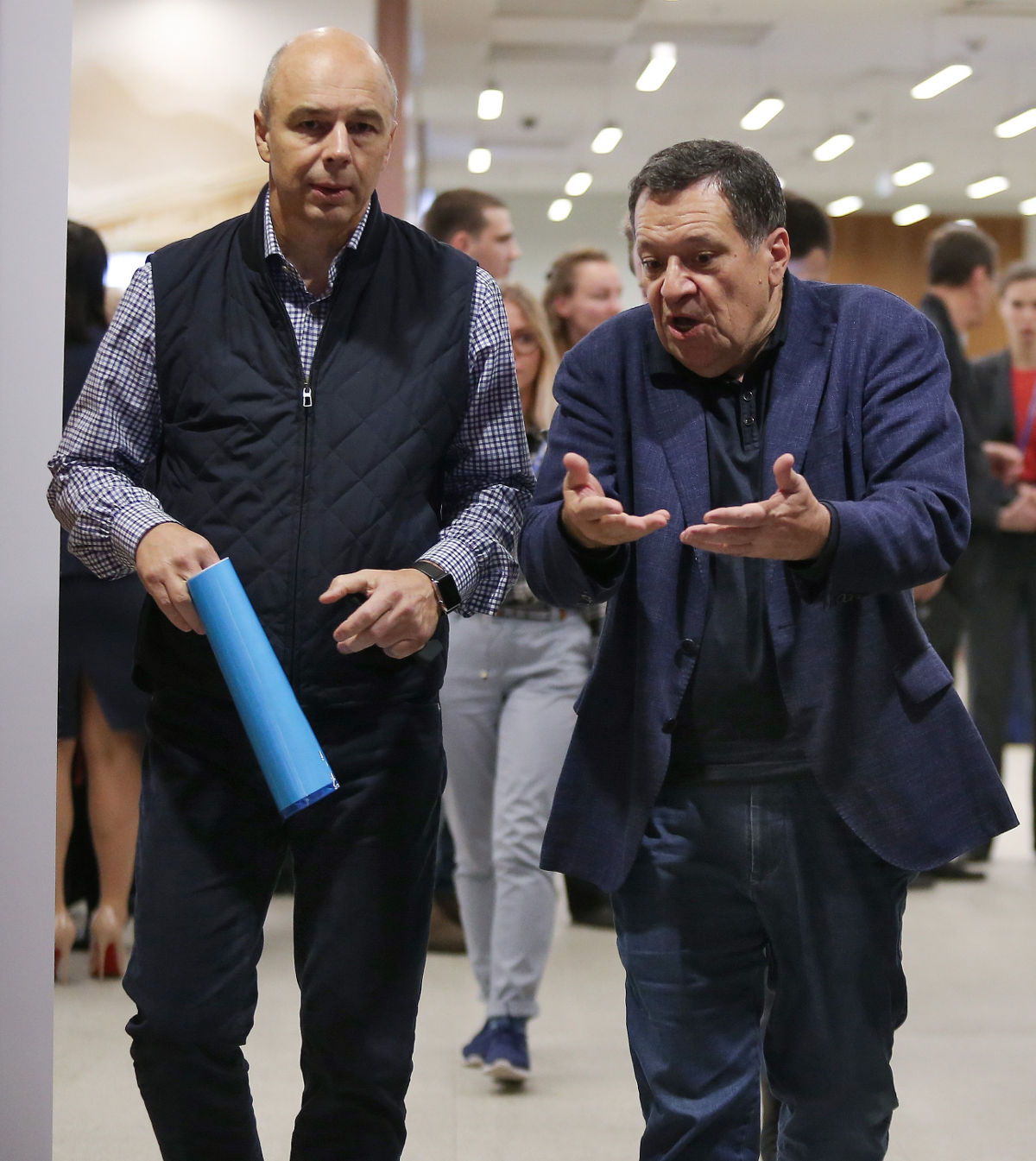 Силуанов обещал отыскать деньги на исполненье майских указов