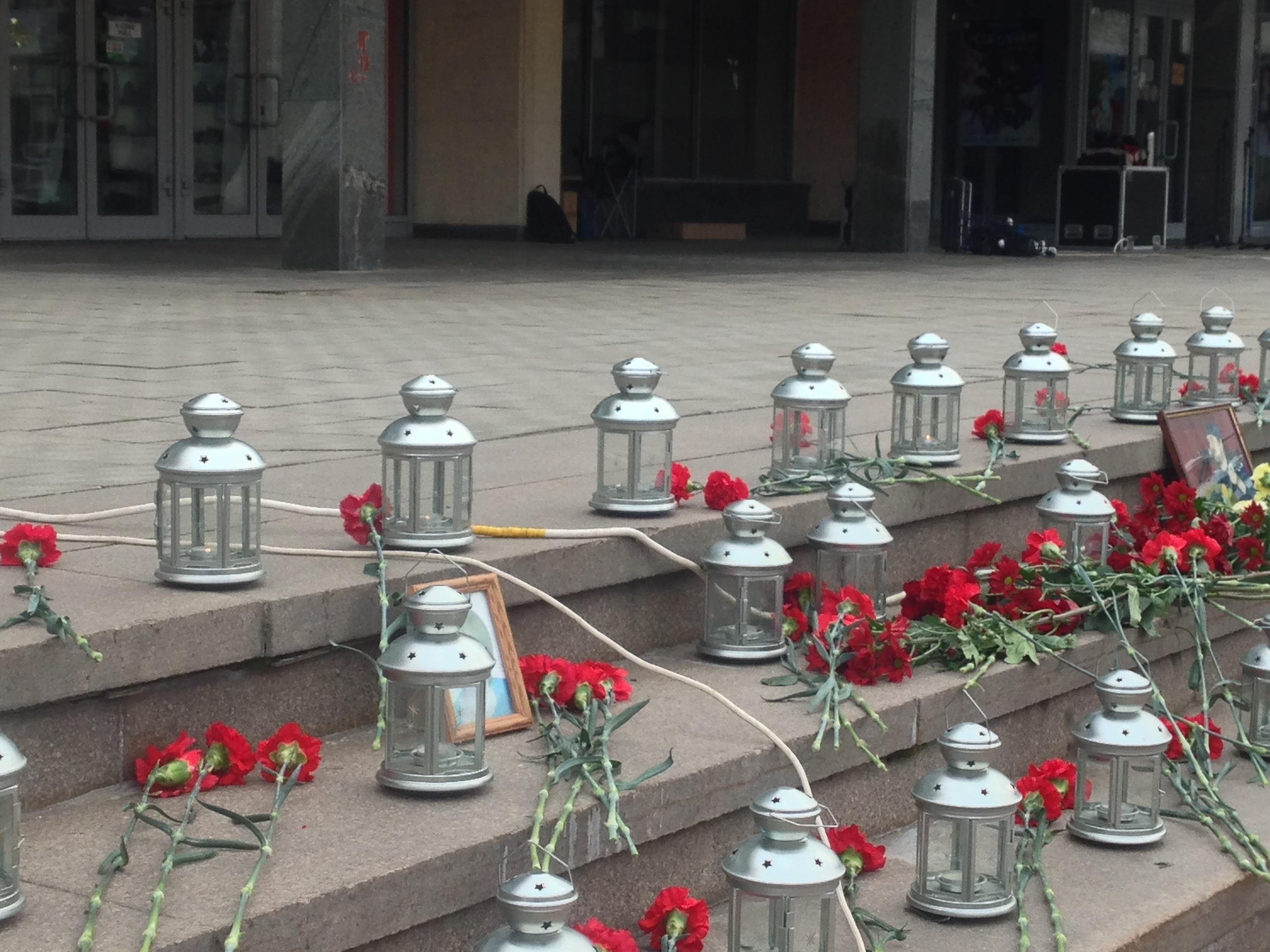 14 лет теракту наДубровке