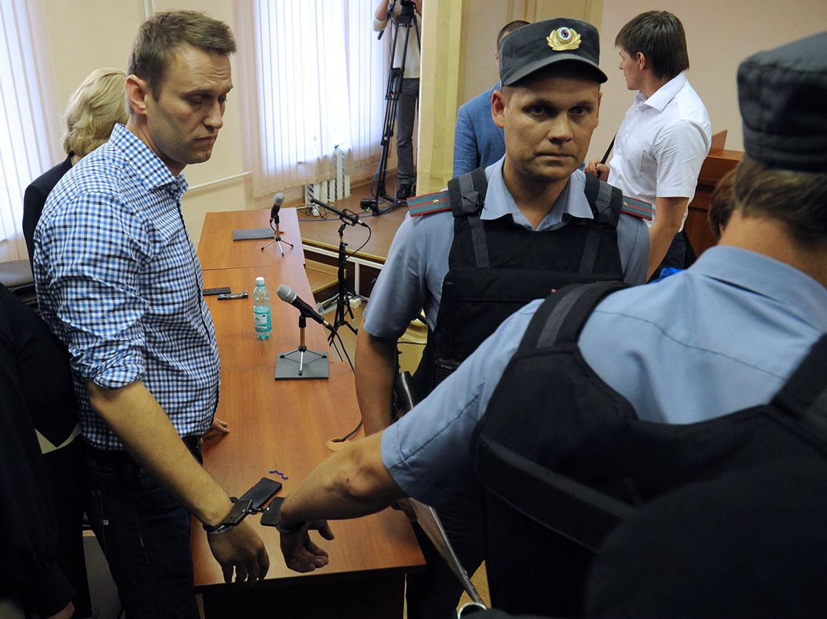 Вфонд Алексея Навального пришли судебные приставы