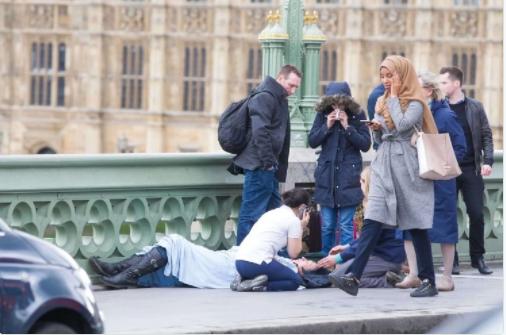 Названо имя подозреваемого ворганизации теракта встолице Англии