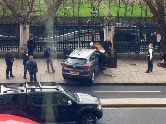 Теракт встолице Англии совершил доэтого осужденный затерроризм— The Independent