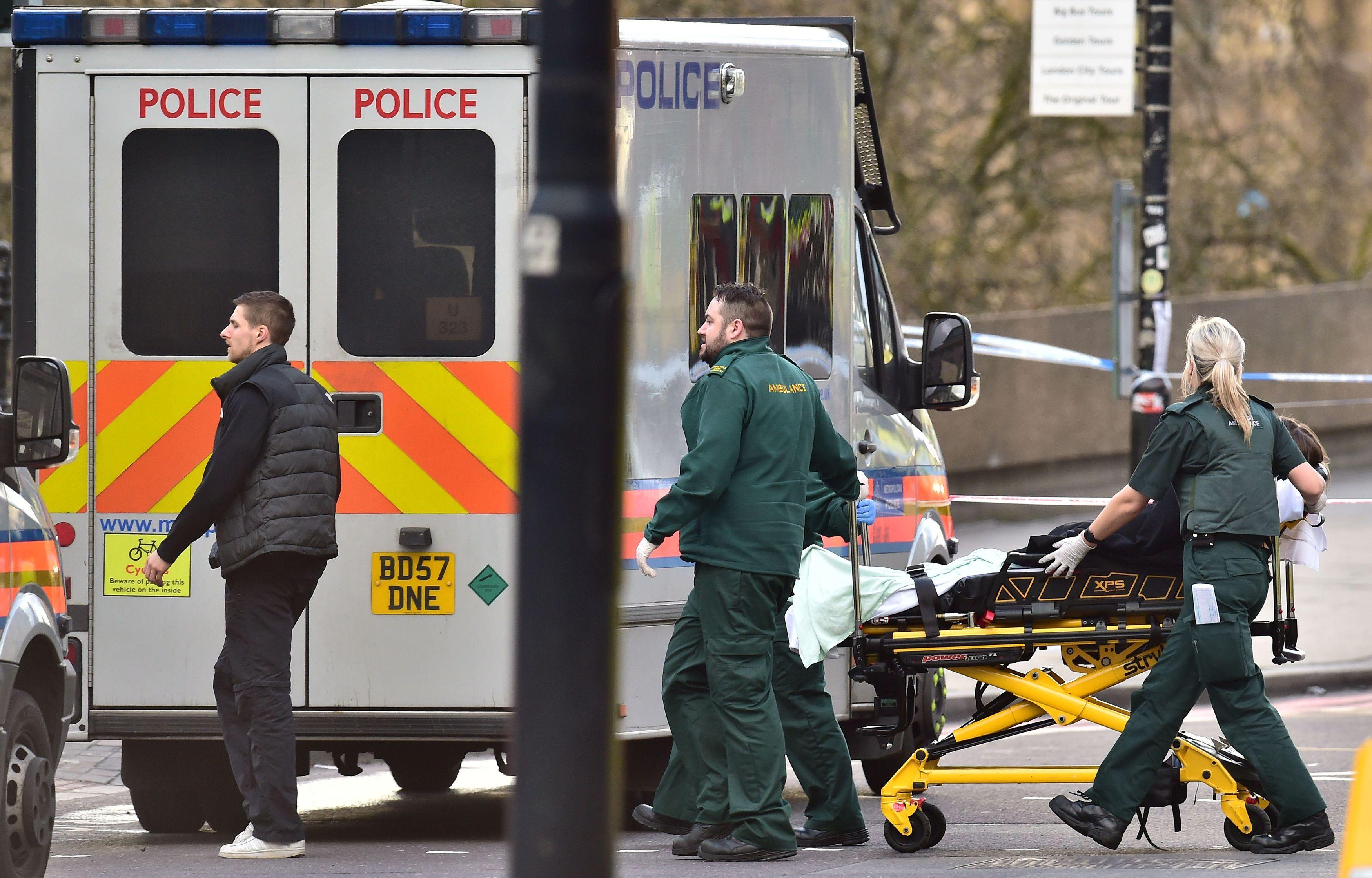 СМИ назвали имя устроившего теракт встолице Англии мужчины