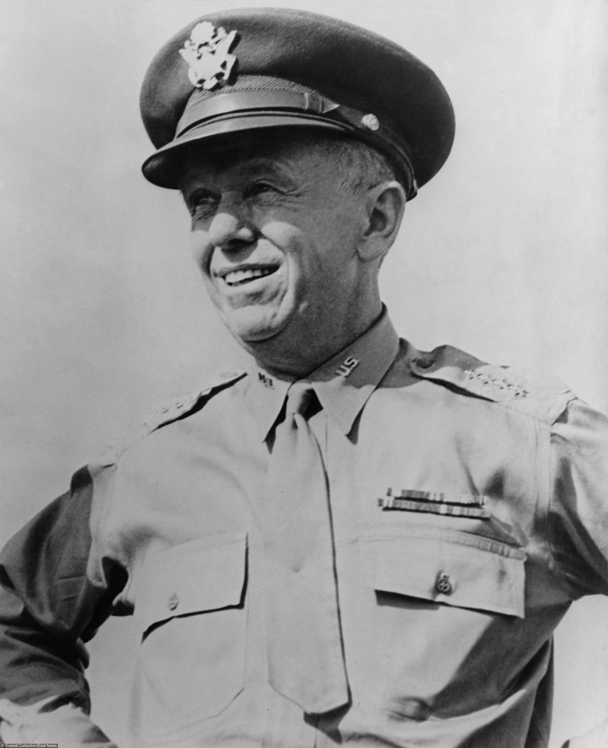 Генерал Джордж Маршалл. Во время Второй мировой войны он возглавлял Генеральный штаб Вооруженных сил СШАФото: EVERETT COLLECTION/EAST NEWS