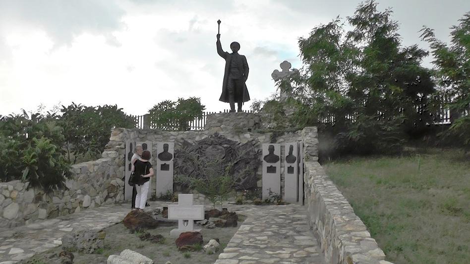 Памятник всем казачьим генералам