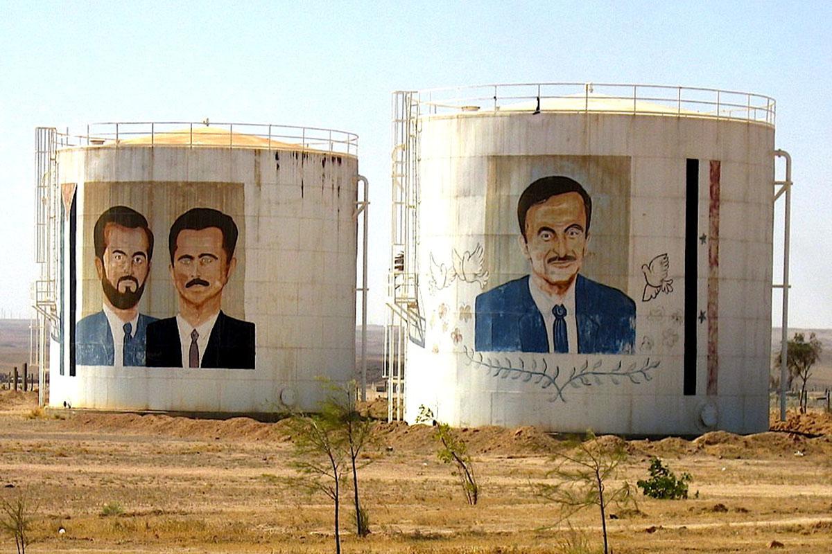 Песков незнает оконтактах Дамаска сякобы связанной сПригожиным компанией
