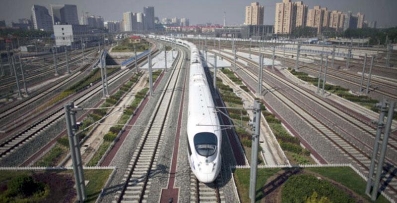 Китайские высокоскоростные магистрали — предмет зависти российских чиновников. Фото: yorkshireeveningpost.co.uk