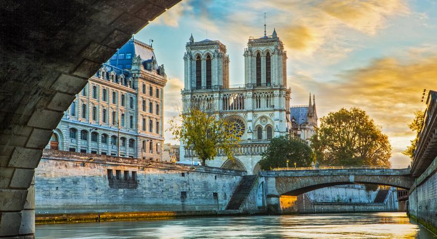 Notre Dame нашей души