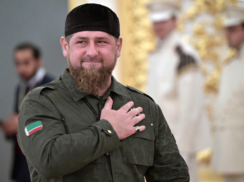 Рамзан Кадыров: портрет на фоне года