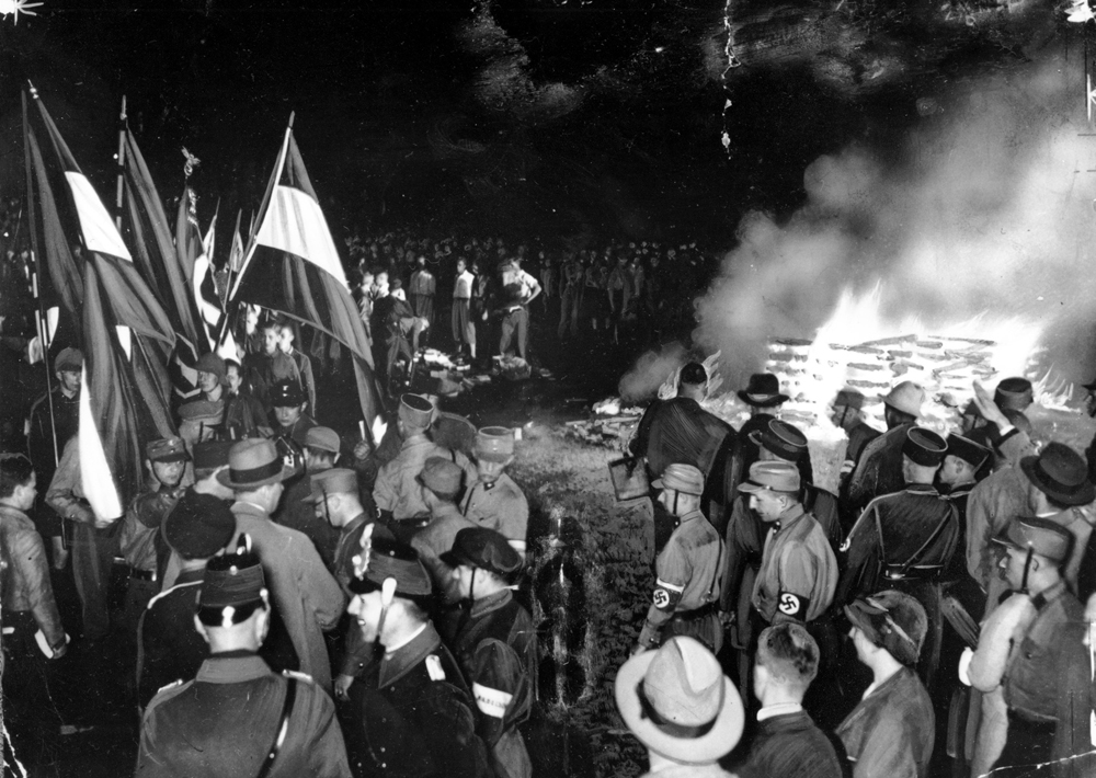 nazi germany and night This section of the timeline explores the methods used to accomplish the nazification of germany the sa in the night of of nazi germany from.